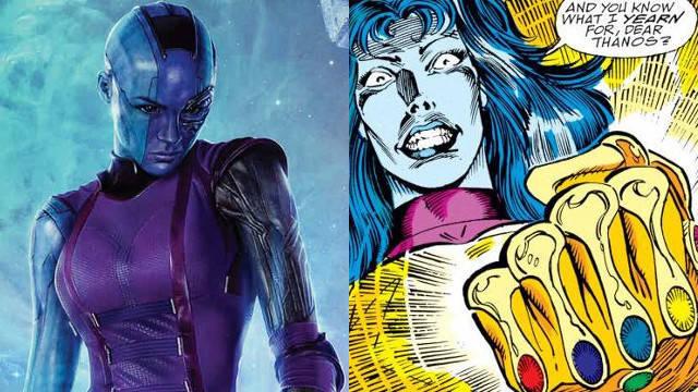 Karen Gillan Wants Nebula's Infinity Gauntlet Storyline in Avengers 3