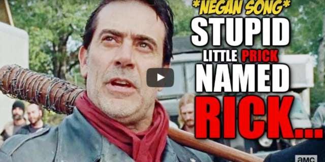 negan rick song