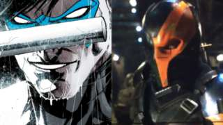 Nightwing Deathstroke