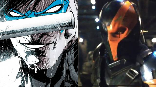 Why Deathstroke Belongs In Nightwing And Not The Batman