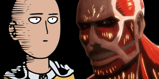 one-punch-man-attack-on-titan