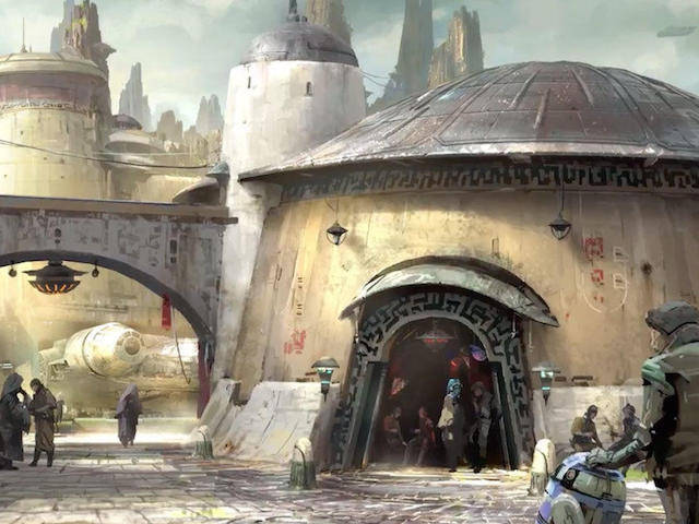 Exciting New Details About Disney's Star Wars Land Revealed