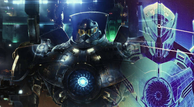New Look At Pacific Rim: Uprising's Gypsy Avenger