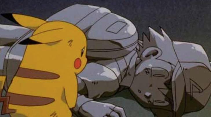 Pokemon Sad Moments Screen Shot 2017 04 13 At 24456 PM