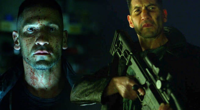 Joe Quesada's Punisher Poster Emerges Online