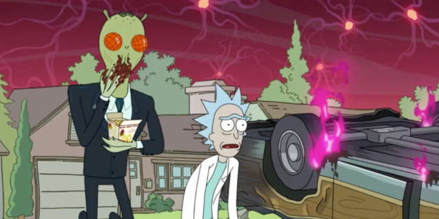 rick and morty promos season 3 premiere