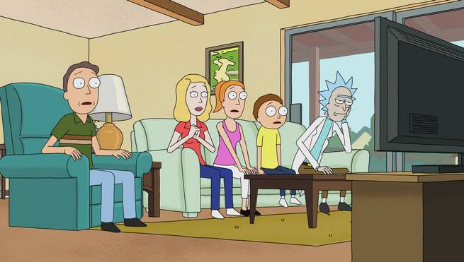 how to watch rick and morty on xbox one free