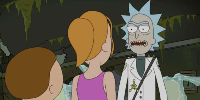 rick and morty season 3 premieres on adult swim