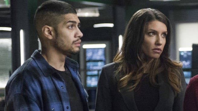 rick-gonzalez-juliana-harkavy-arrow