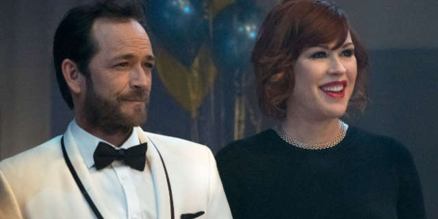 riverdale wondercon sizzle reel first scene molly ringwald