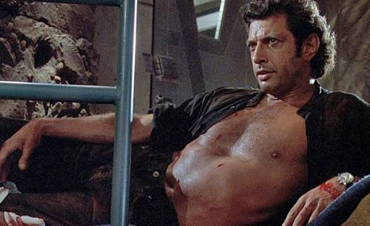 Jeff Goldblum Joins Jurassic World 2 Cast