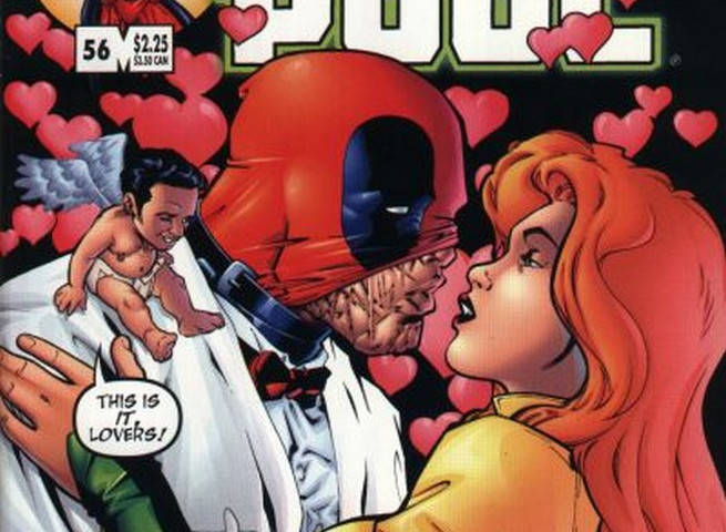 deadpool and siryn relationship questions