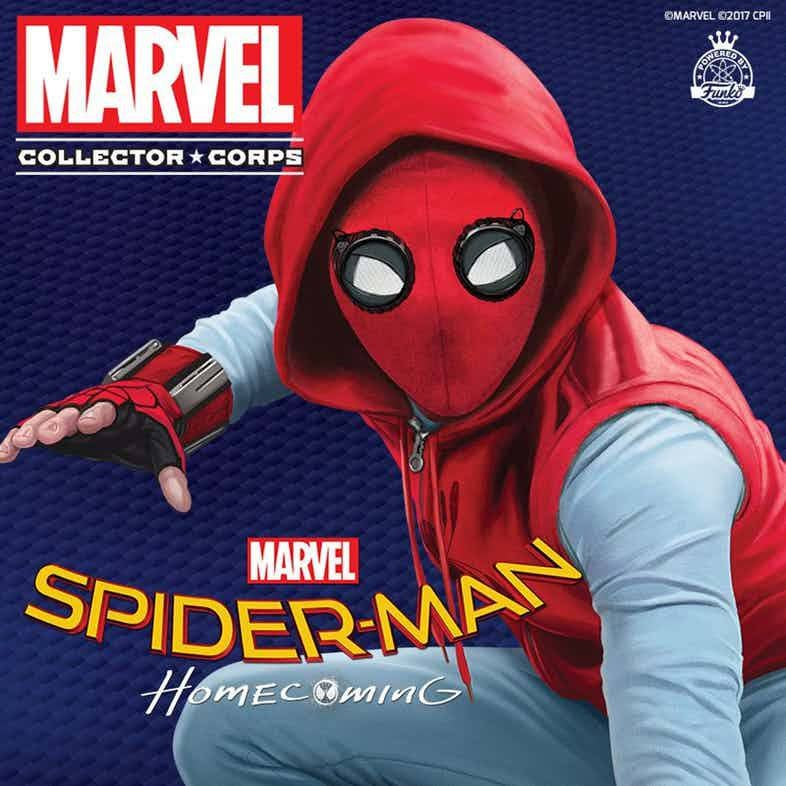 Spider Man Home Coming