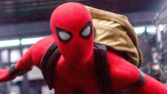 New Spider-Man: Homecoming Image Released