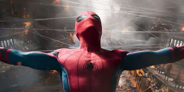 Spider-Man Homecoming Special effects
