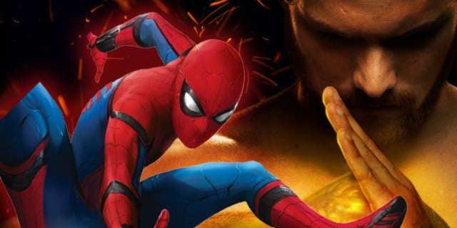 Spider-Man Iron Fist