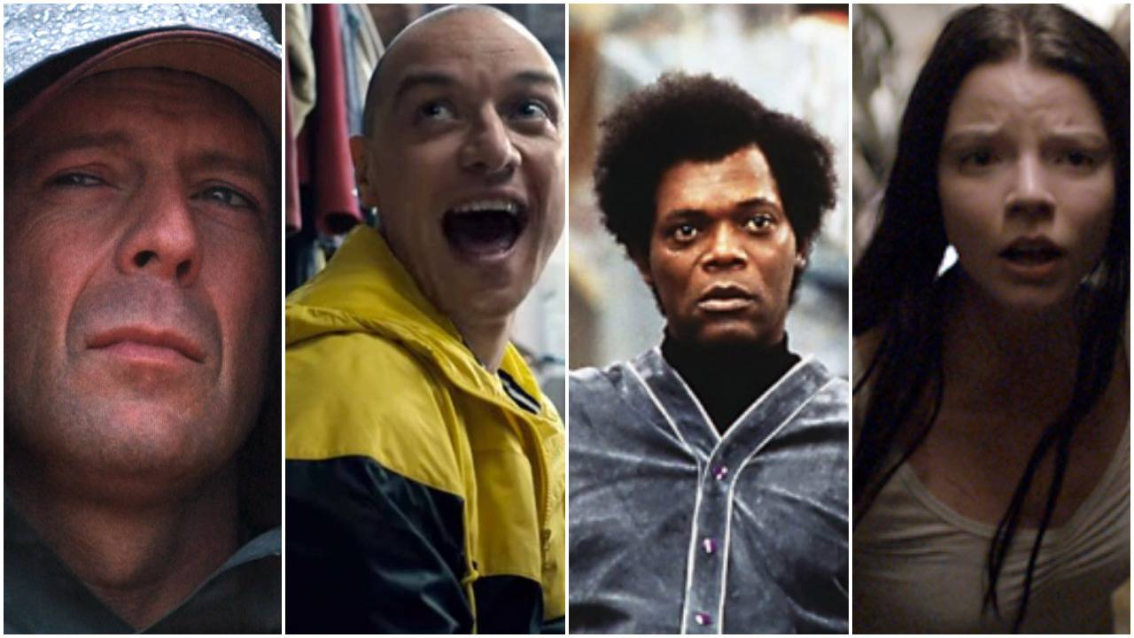 Unbreakable / Split Sequel Announced; Bruce Willis & Sam Jackson Return