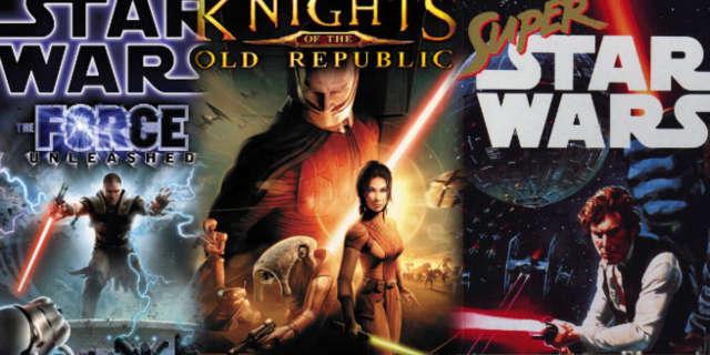 star wars 8 best video games