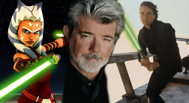 George Lucas Reveals Why He Made Star Wars And Brought It To TV