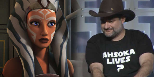 star wars rebels ahsoka tano lives celebration dave filoni