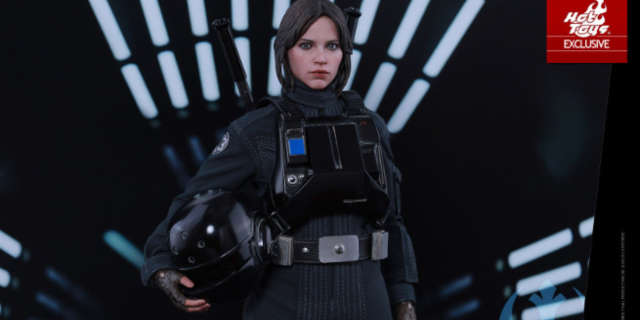 Star Wars Rogue One Jyn Erso Hot Toys