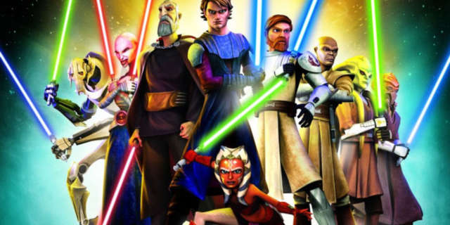 star wars the clone wars george lucas celebration 40 anniversary