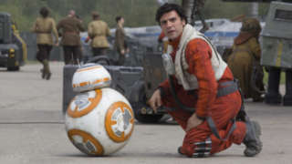 star wars the last jedi bb-8 poe dameron rumor