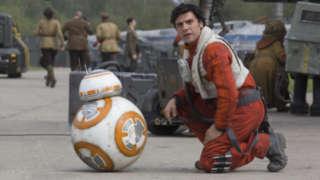 star wars the last jedi bb-8 poe dameron rumor