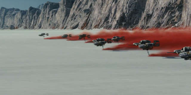 star wars the last jedi director confirms rumor new planet crait resistance base