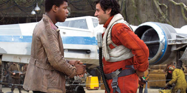star wars the last jedi finn poe relationship kathleen kennedy