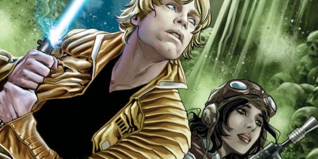 Star Wars The Screaming Citadel-Luke-Skywalker-Doctor-Aphra