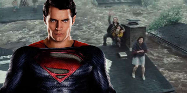 superman rescue screenshot dc movies man of steel batman v superman