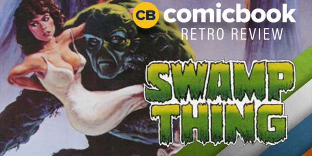Swamp Thing - ComicBook Retro Review screen capture