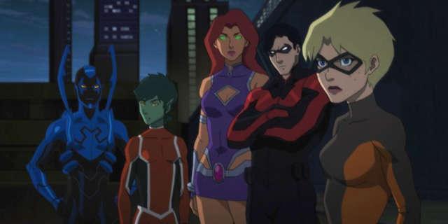 Teen Titans The Judas Contract Reviews