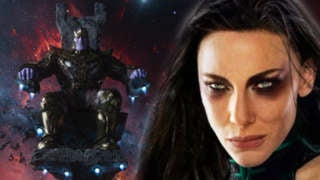 Thanos Hela Death