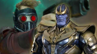 Thanos StarLord