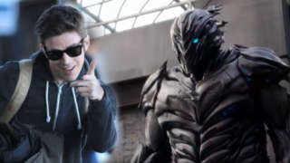 The Flash Savitar Future Barry Revealed