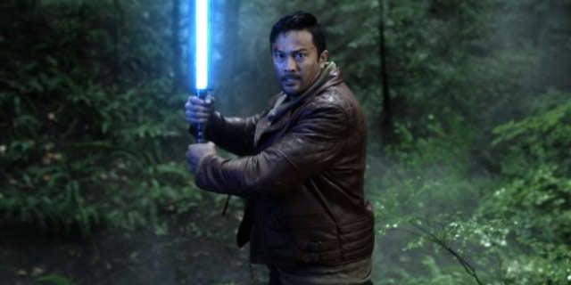the force & the fury star wars fan film