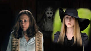 The Nun Conjuring Spinoff Taissa Farmiga