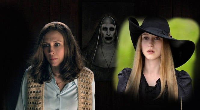 The Conjuring Star's Sister Cast in The Nun Spinoff