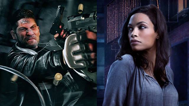 Rosario Dawson Will Not Appear In The Punisher