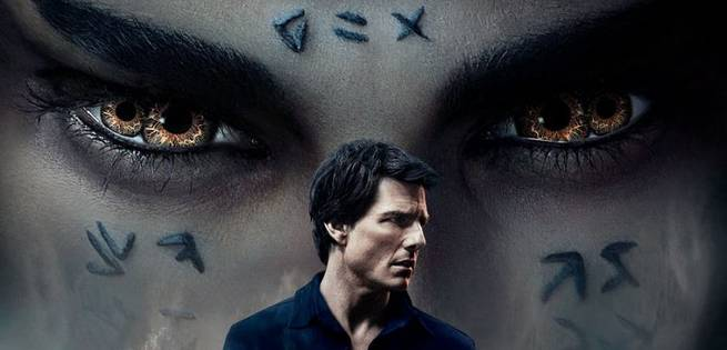 Tom Cruises Hunts For Treasure In The Mummy International Trailer
