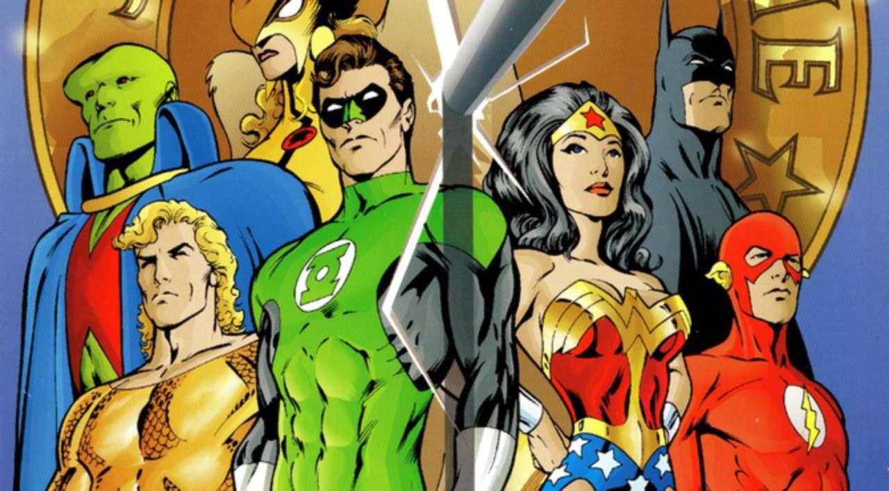 Pipeline #1038: Alan Davis Draws the DC Universe in \