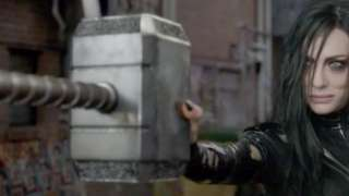 Thor Ragnarok Cate