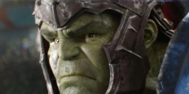 Thor Ragnarok Trailer Gladiator Hulk Official Image