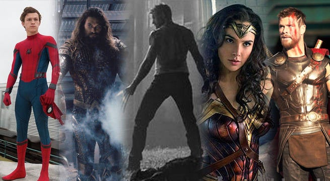 Ranking 2017 Comic Book Movie Trailers