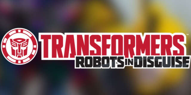 Transformers - Robots in Disguise-Logo