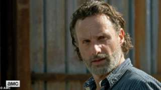 twd rick f words