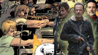 TWD Season 8 comics