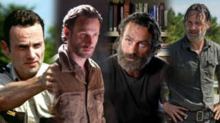 TWD Seasons Rick